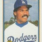 1991 Bowman 596 Juan Samuel
