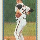 1991 Bowman 637 John Burkett