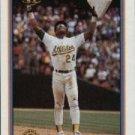 1991 Bowman 692 Rickey Henderson