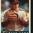 1992 Classic Draft Picks 11 Sean Lowe