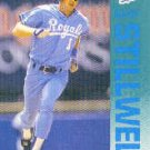 1992 Fleer 170 Kurt Stillwell