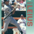 1992 Fleer 209 Scott Leius