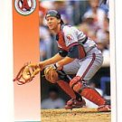 1992 Score #757 Ron Tingley
