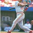 1993 Ultra #36 Reggie Sanders
