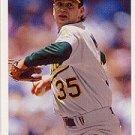1993 Upper Deck #407 Bob Welch