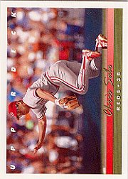 1993 Upper Deck 147 Chris Sabo