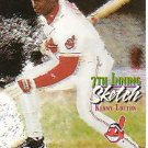 1998 SkyBox Dugout Axcess 128 Kenny Lofton 7TH