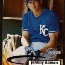 1998 SkyBox Dugout Axcess 69 Johnny Damon