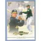 1999 Topps Gallery #135 Eric Chavez APP