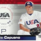 2004 USA Baseball 25th Anniversary 36 Chris Capuano
