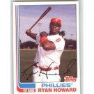 2008 Topps Trading Card History TCH26 Ryan Howard