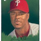 2008 Topps Trading Card History TCH29 Jimmy Rollins