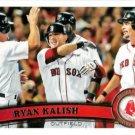 2011 Topps 314 Ryan Kalish