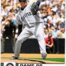 2008 Upper Deck Documentary 2046 Felix Hernandez