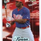 2007 Ultra #229 Michael Bourn (RC)