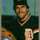 1983 Fleer #349 Milt Wilcox