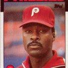 1986 Topps 689 Dave Stewart