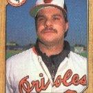 1987 Topps 484 Jim Traber
