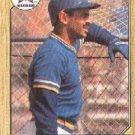 1987 Topps 525 Phil Bradley