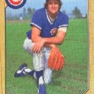 1987 Topps 750 Steve Trout