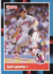 1988 Donruss 159 Mike Fitzgerald