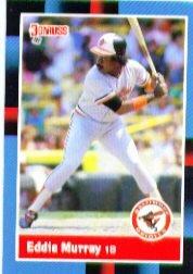 1988 Donruss 231 Eddie Murray