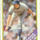1988 Topps #742 Mark Clear