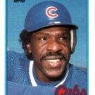 1989 Topps 10 Andre Dawson