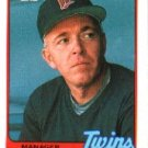 1989 Topps 14 Tom Kelly MG
