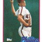 1989 Topps 154 Don Carman
