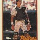 1989 Topps 256 Benny Santiago