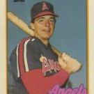 1989 Topps 270 Wally Joyner