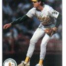 1990 Upper Deck 251 Bob Welch UER