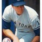 1990 Upper Deck 744 Matt Nokes