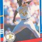 1991 Donruss 102 Dave Stewart