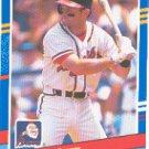 1991 Donruss 117 Jeff Treadway
