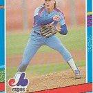 1991 Donruss 125 Tim Burke