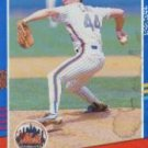 1991 Donruss 154 David Cone