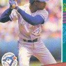 1991 Donruss 524 Tony Fernandez