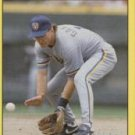 1991 Fleer 584 Jim Gantner