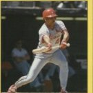 1991 Fleer 631B Jose DeLeon COR /(with '79 Bradenton stats)