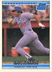1992 Donruss 16 Eric Karros RR