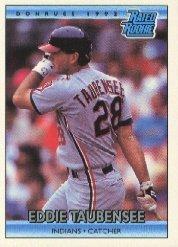 1992 Donruss 18 Eddie Taubensee RR RC