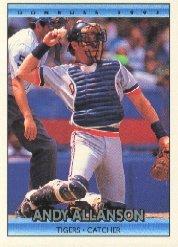 1992 Donruss 42 Andy Allanson