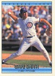 1992 Donruss 53 Dave Smith