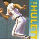 1992 Fleer 11 Tim Hulett