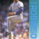 1992 Fleer 187 Ron Robinson