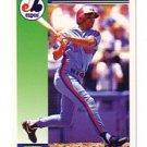 1992 Score #501 Dave Martinez