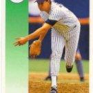 1992 Score #536 Dennis Rasmussen