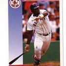 1992 Score #556 Mo Vaughn